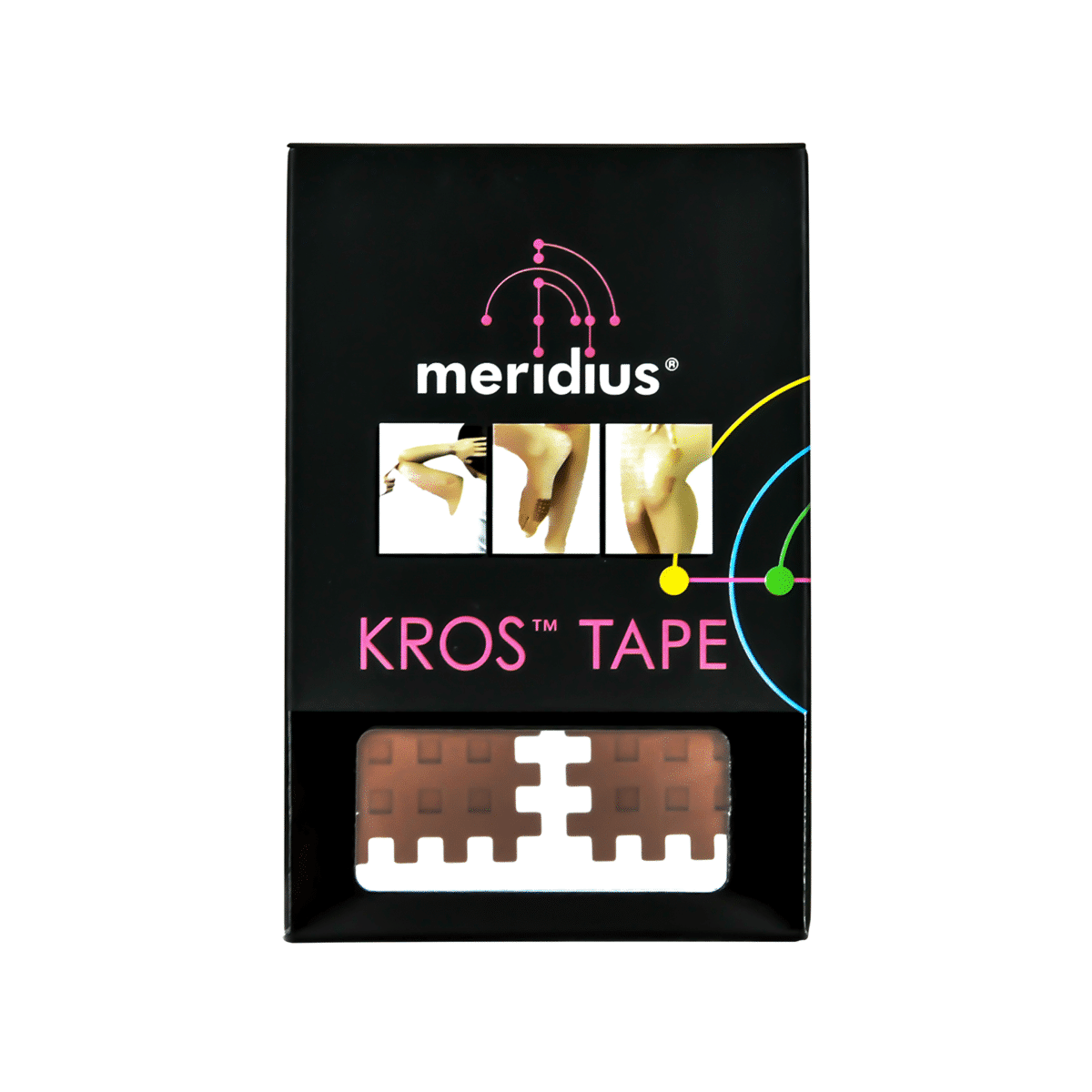 Meridius-Medical-Kros-Tape-Packaging